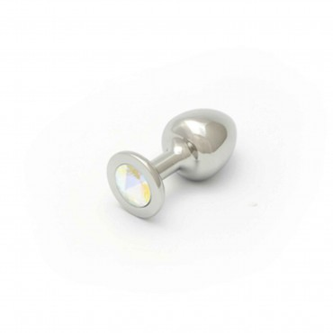 PLUG CRISTAL SWAROVSKI 16 MM - CRISTAL CLEAR - SMALL