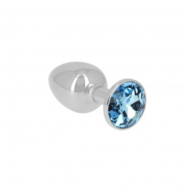 CLASSIC MEDIUM - AQUAMARINE - CRISTAL SWAROVSKI 27 MM