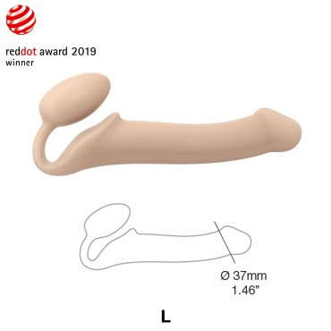 STRAP-ON SEMI-REALISTE BENDABLE CHAIR TAILLE L