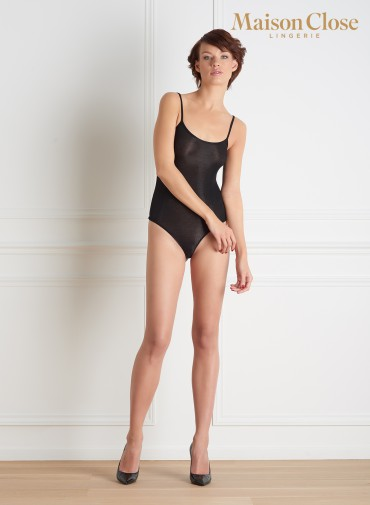 BELLEVUE BODY STRING - NOIR