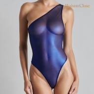 BLUE ANGEL BODY STRING ASYMETRIQUE - TULLE