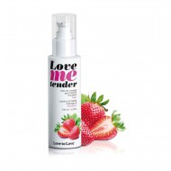 LOVE ME TENDER - FRAISE - 100ML