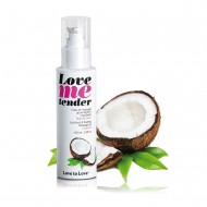 LOVE ME TENDER - NOIX DE COCO - 100 ML