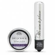 DELICIOUS TINGLES - CLITORAL STIMULATION KIT - PLEASURE OVERLOAD