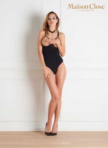 TAPAGE NOCTURNE BODY - NOIR