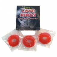 LOVE RING GUMMY HOMME