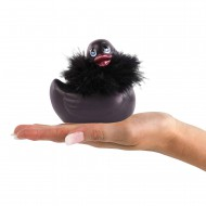 DUCKIE 2.0 PARIS NOIR METALISE