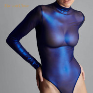 BLUE ANGEL BODY STRING M.LONGUES - TULLE