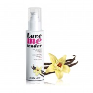 LOVE ME TENDER VANILLE - 100ML