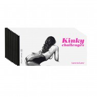 CHEQUIERS KINKY CHALLENGES BY APOLLONIA SAINTCLAIR x10