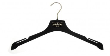 VELVET HANGER MAISON CLOSE BLACK GOLD