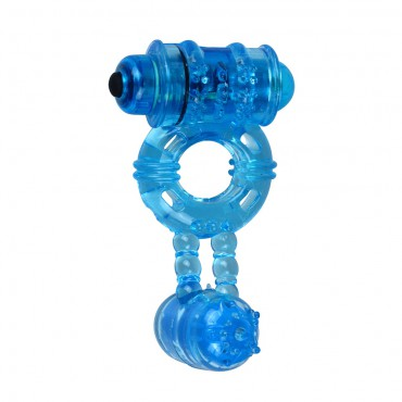 DOUBLE DING RING - BLUE