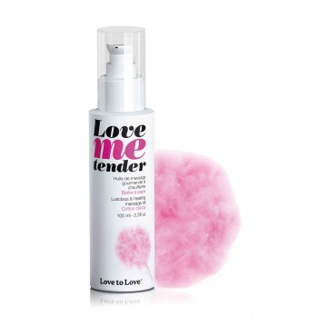 LOVE ME TENDER - LUSCIOUS & HOT OIL COTTON CANDY