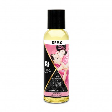 TESTER EROTIC MASSAGE OIL - APHRODISIA / ROSE