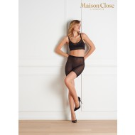 BELLE DE JOUR NAKED PANTY - BLACK