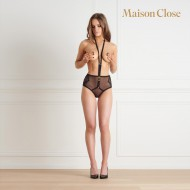 INSPIRATION DIVINE HIGH WAIST PANTY WITH HARNESS