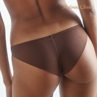 CORPS A CORPS - PANTY - BROWN