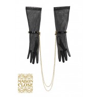 LE BAISE MAIN - GLOVE BLACK - MC AND FRAULEIN KINK