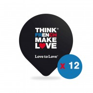 THINK FRENCH MAKE LOVE CONDOM