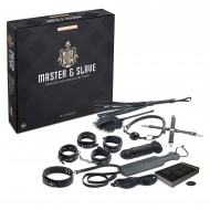 MASTER AND SLAVE EDITION DELUXE - KIT BDSM