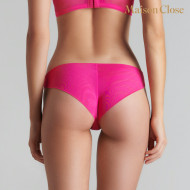 CORPS A CORPS NEON CULOTTE - ROSE FLUO