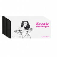 CHEQUIERS EROTIC CHALLENGES BY APOLLONIA SAINTCLAIR x10